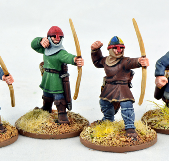 Spanish Archers One (4)