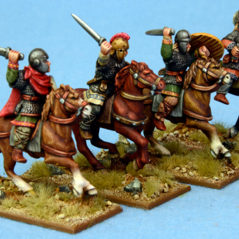 Mounted Goth Hearthguards