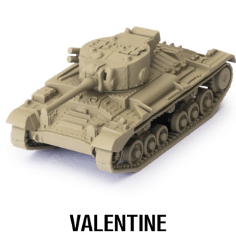 World of Tanks Expansion: Valentine wersja PL