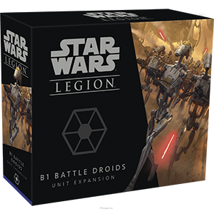 SW Legion: B1 Battle Droids