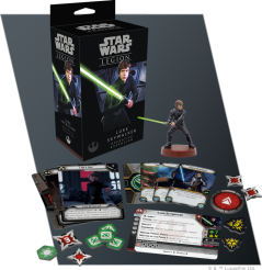 SW Legion: Luke Skywalker Operative Expansion