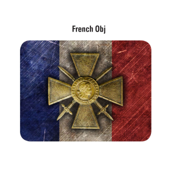 Great War – French Objective Set