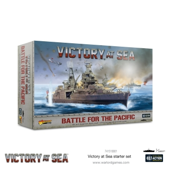 Battle for the Pacific: Victory at Sea
