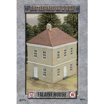 European House - Falaise