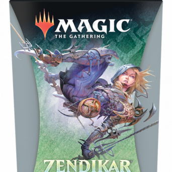 Zendikar Rising - Black Theme Booster
