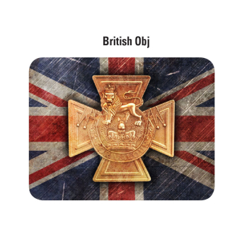 Great War – British Objective Set