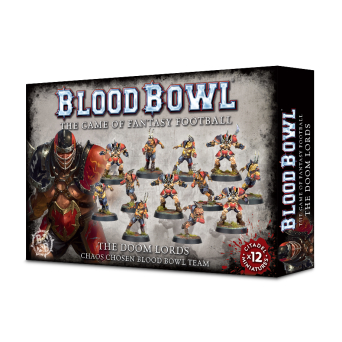 BLOOD BOWL: CHAOS CHOSEN TEAM