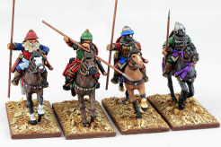 Mounted Ghulams (Hearthguards)