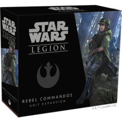 SW Legion: Rebel Commandos Unit