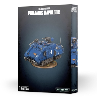 SPACE MARINES PRIMARIS IMPULSOR