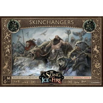 Free Folk Skinchangers: A Song Of Ice and Fire Exp.