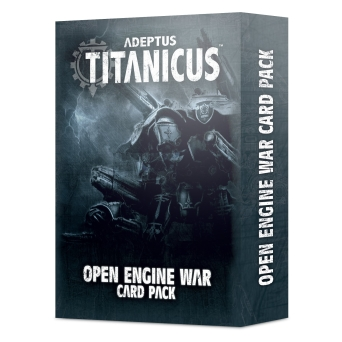 AD/TITANICUS: OPEN ENGINE WAR CARD PACK