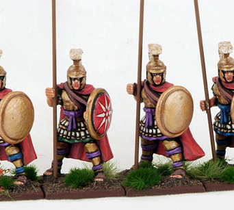 Selucid/Ptolemaic Guard Phalanx