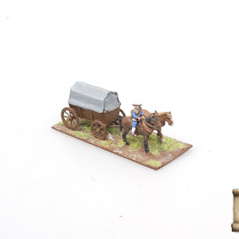 GEN-1 Transport wagons - western type