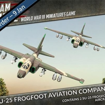 SU-25 Frogfoot Aviation Company