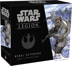 SW Legion: Rebel Veterans