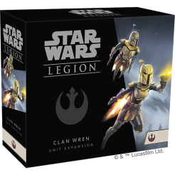 SW Legion: Clan Wren Unit Expansion