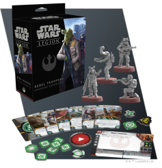 SW Legion: Rebel Troopers Upgrade Expansion