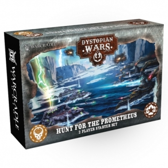Dystopian Wars: Hunt for the Prometheus - English