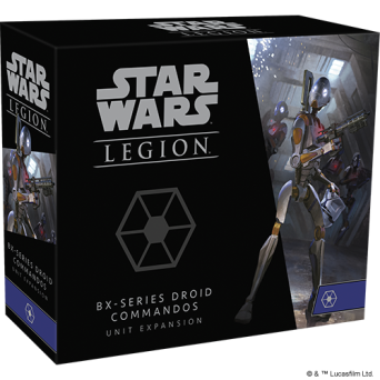 SW Legion: BX-series Droid Commandos Unit Expansion