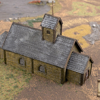 Wooden Church TER-33