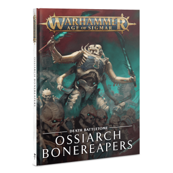 B/TOME: OSSIARCH BONEREAPERS (HB) ENG