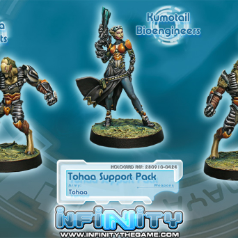 Tohaa Support Pack 0424