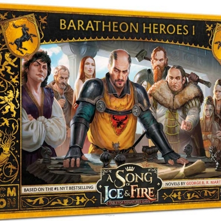 Baratheon Heroes Box 1