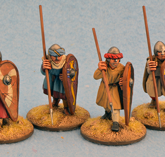 Dismounted Spanish Sergeants One (4)