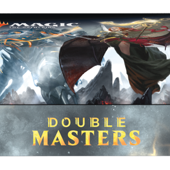 Booster DOUBLE MASTERS 2021