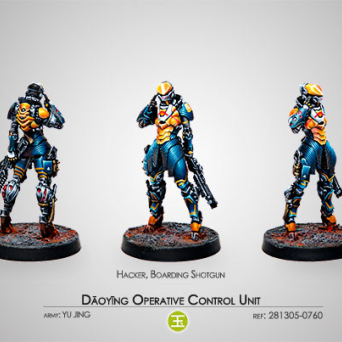 DAOYING OPERATIVE CONTROL UNIT (HACKER)