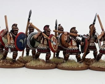 Carthaginian CITIZEN Warriors