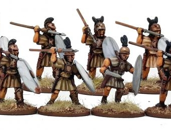 Republican Roman Hastati (Warriors)