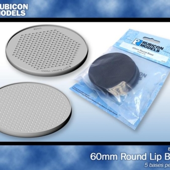 25mm Round Bases (Pack of 25)