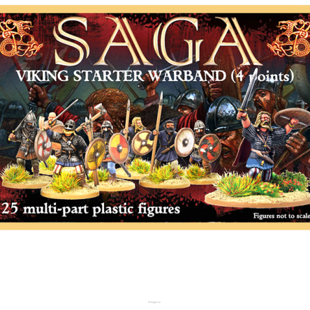 Plastic Viking Starter (4 points)