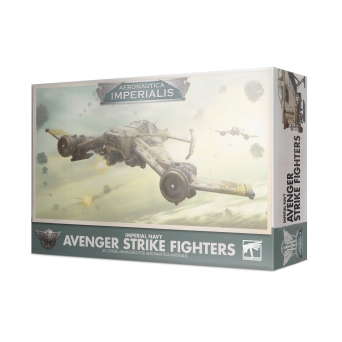 A/I: IMPERIAL NAVY AVENGER STRIKE FIGHTERS