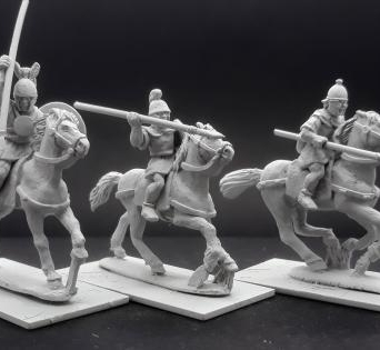 Carthaginian CONTINGENT Warriors Mounted