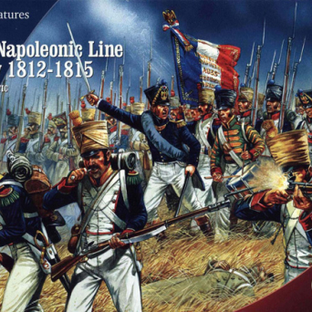 Napoleonic French Infantry 1812-15