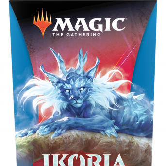 Theme Booster Ikoria: Lair of Behemoths - Niebieski