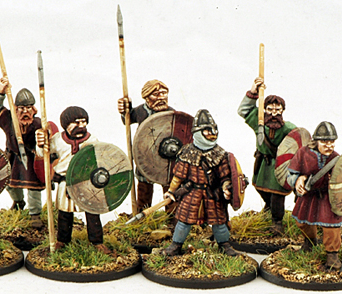 Anglo-Danish Ceorls (Warriors)