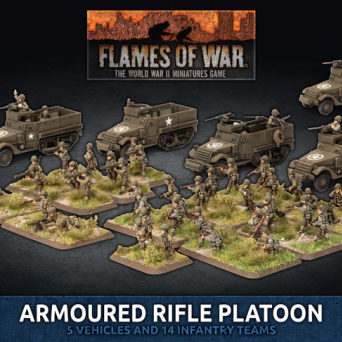 Armoured Rifle Platoon (Plastic)