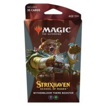 Strixhaven: School of Mages Theme Booster - Witherbloom