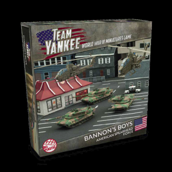Bannon's Boys - Army Deal (Plastic)