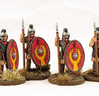 Late Roman Infantry Casualties