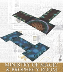 MINISTRY OF MAGIC & PROPHECY ROOM (HPM)
