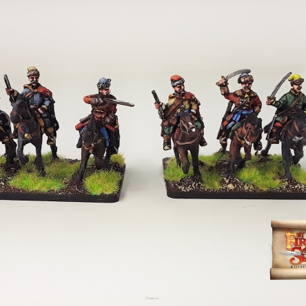 Light Croatian Cavalry