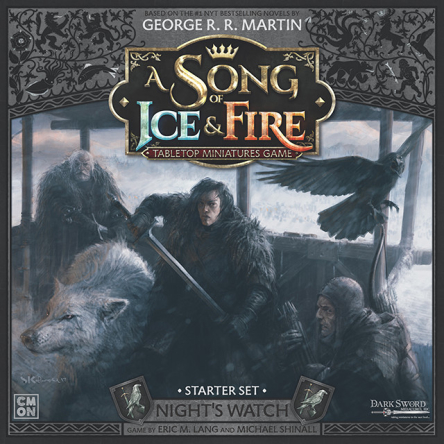 Night's Watch Starter set