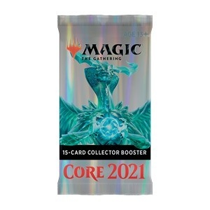 Collector Booster Magic Core Set 2021