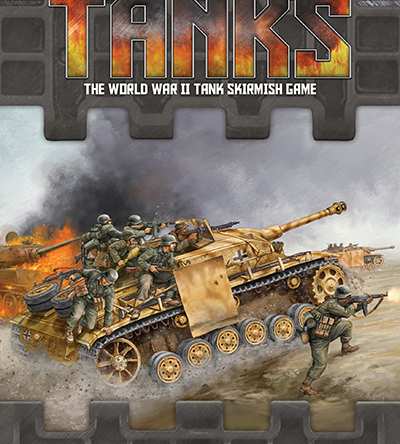 TANKS: German StuG G Tank Expansion