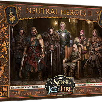 Neutral Heroes Box 2: A Song Of Ice and Fire Exp.